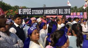 Pune: Activists, NGOs protest against Citizenship Amendment Bill and NRC