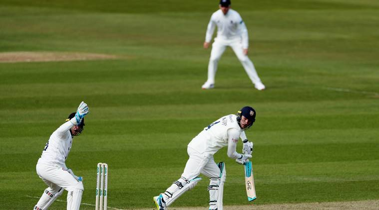 Cameron Bancroft hammers 151 on Durham debut