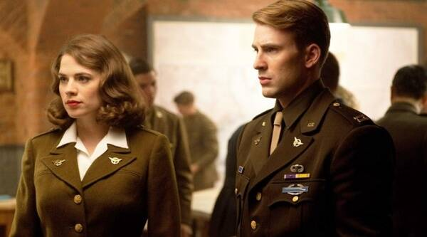 Captain America Agent Carter