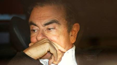24-hour video on fugitive Carlos Ghosn checked only once a month