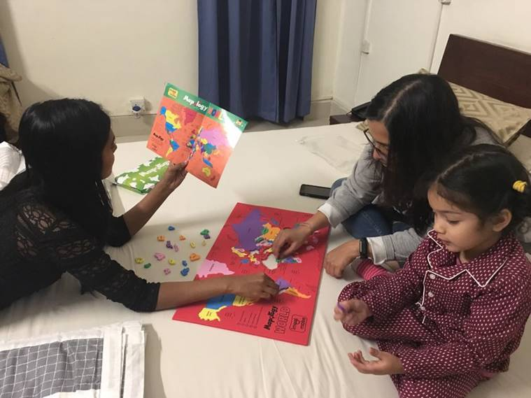 travelling with kids, learning while travelling