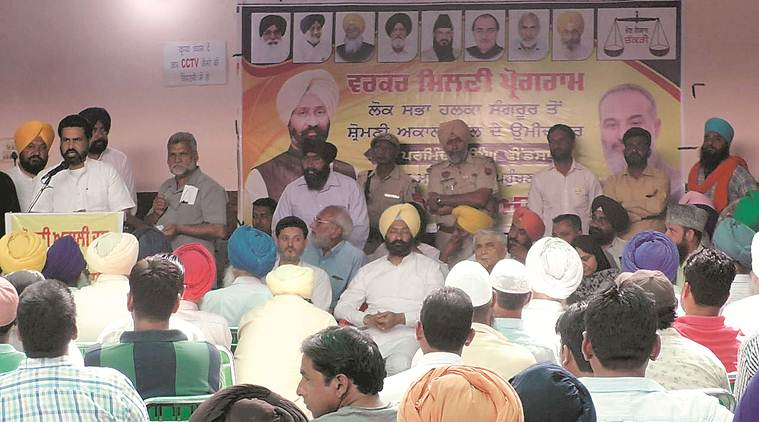 No mention on SAD posters, miffed BJP skips meet to welcome alliance candidate