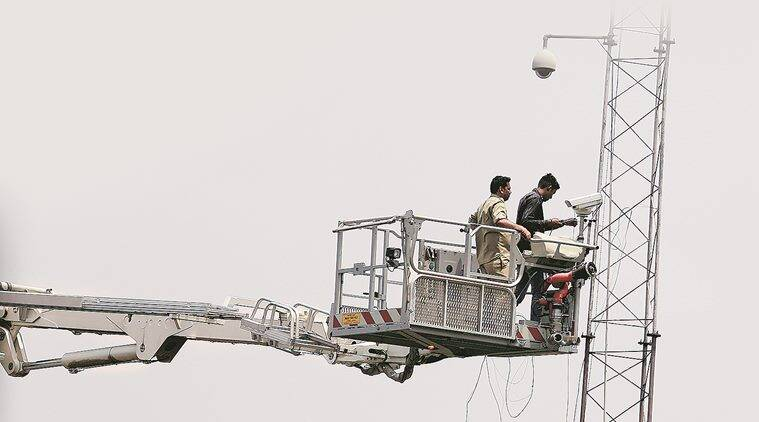 Delhi govt slices police role in project to install 1.4 lakh CCTVs across the capital