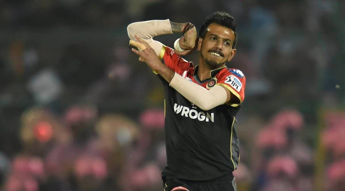 I came to know of four fractures while wringing out a wet towel: Yuzvendra Chahal | Sports News,The Indian Express
