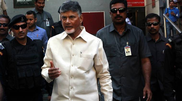 In Letter To Cec, Naidu Accuses Ec Of 'double Standards', 'discrimination Against Andhra'