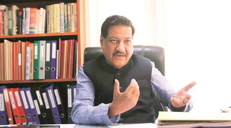 pune news, Prithviraj Chavan, Prithviraj Chavan on economy, 5 trillion economy, indian economy slowdown, economic slowdown