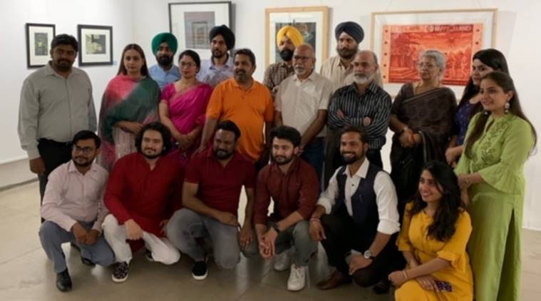 In Chandigarh, four-day exhibition featuring work of local printmakers