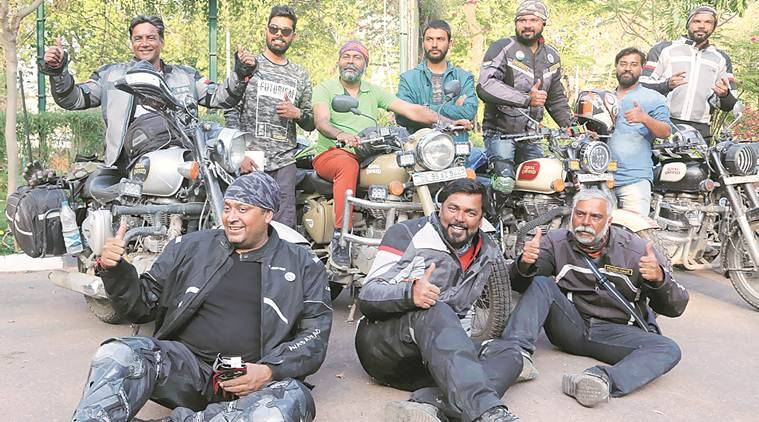 Manoj Mauryaa's film 'Icecake': 12 bikers' ride from Delhi to Spiti