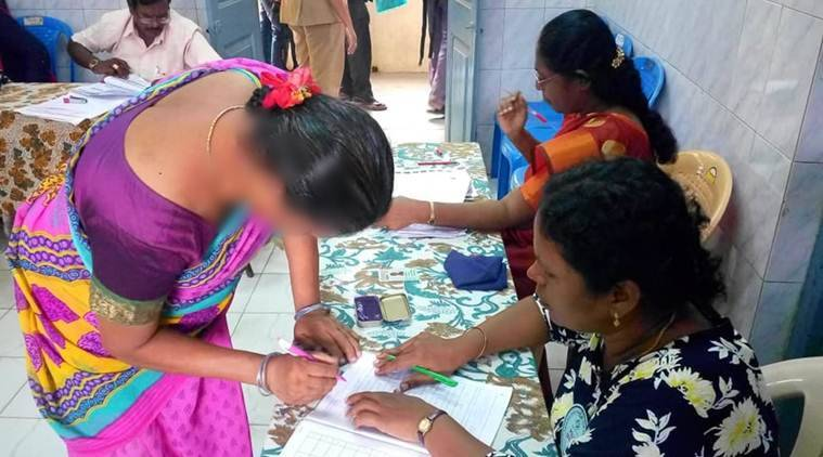 Chennai's mental health institute scripts history, its 159 inmates vote for first time