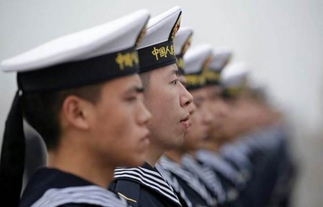China, China navy, China Aircraft Carrier, Chinese Navy, China aircraft sea trials, Qingdao, China navy chief, Shen Jinlong, Shen Jinlong China, south china sea, china military news, world news , Indian Express