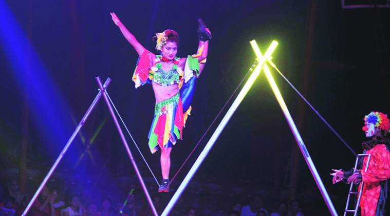 Indian circus companies struggling to survive: 'Neither recognised nor respected'
