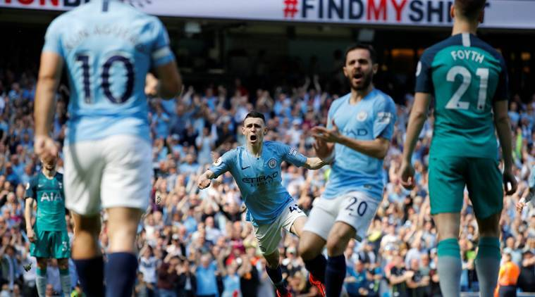Premier League Round-up: Manchester City Back On Top After Tense Win Over Tottenham