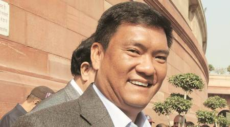 Poll officers seize Rs 1.8 crore from two vehicles in Arunachal CM's convoy