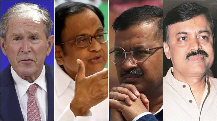 From Bush to GVL Narasimha Rao, some shoe-throwing acts since 2008