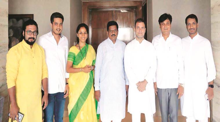 Decision 2019: Younger Pawars meet Rahul Gandhi, indicate past rift is well behind the two political families