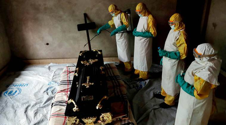 As cases pass 2,000, key facts about Congo's Ebola epidemic