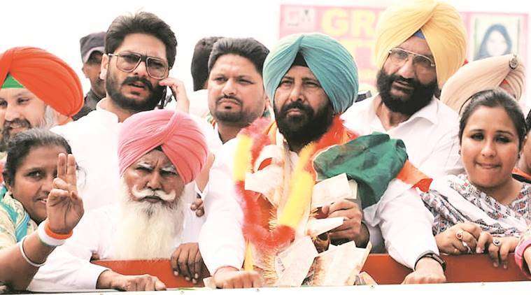 Punjab: On Dhillon's first day of campaigning, another hopeful says 'wrong choice'