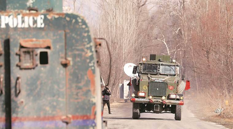 In name of security, J&K bars public from key road in Kashmir