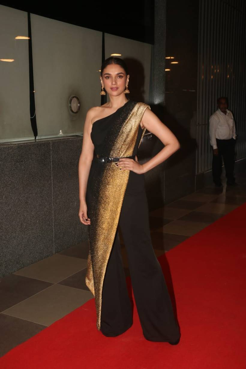 Dadasaheb Phalke Excellence Awards 2019, Fashion, Celebs, Aditi Rao Hydari