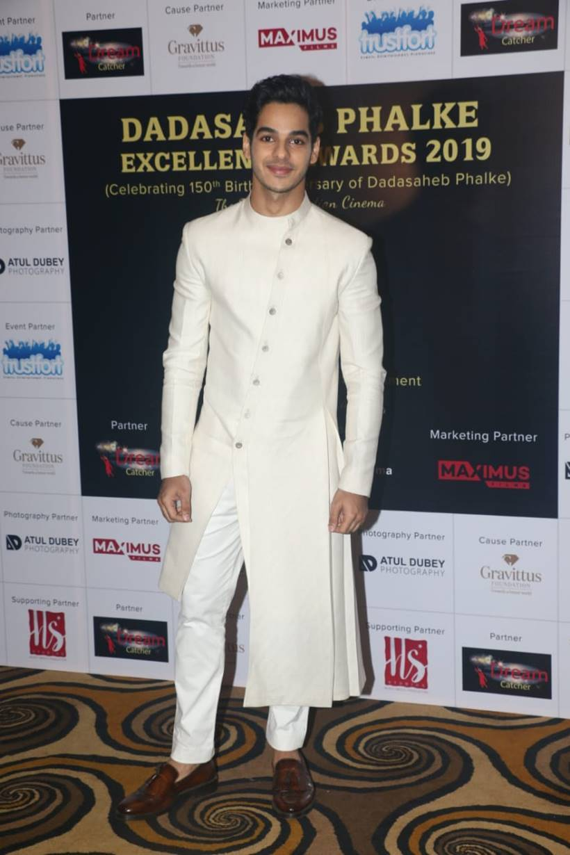 Dadasaheb Phalke Excellence Awards 2019, Fashion, Celebs, Ishaan Khattar