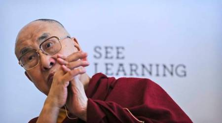 Chinese students should come to India to know how democracy works: Dalai Lama