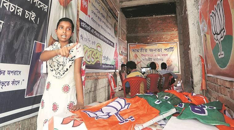 Lok Sabha polls 2019: In Raigunj, Daribhit incident becomes poll plank for BJP