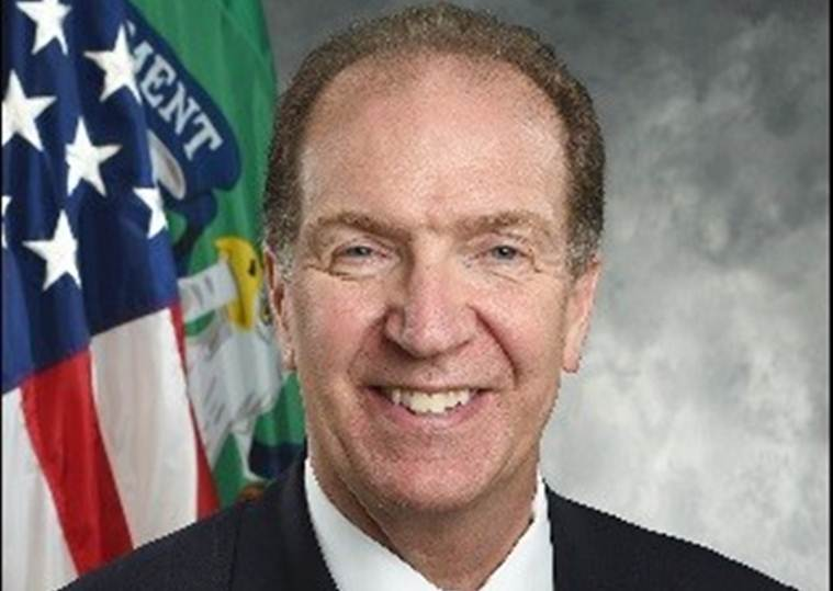 World Bank board elects US Treasury's David Malpass as next president