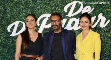 de de pyaar de trailer launch