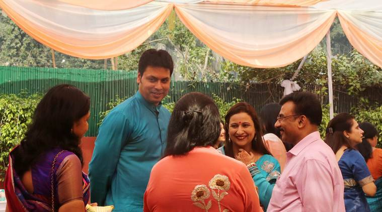 Tripura CM Biplab Deb sees 'deep-rooted conspiracy' behind social media campaign on his divorce