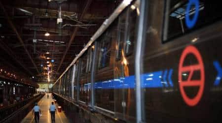 Delhi metro, delhi metro blue line, delhi metro crowd, dmrc, delhi metro rush, delhi city news