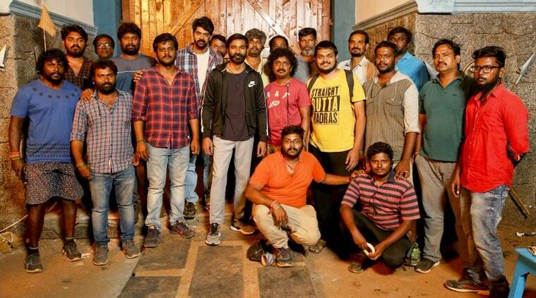 Dhanush and Sneha wrap up first shoot schedule of their upcoming movie