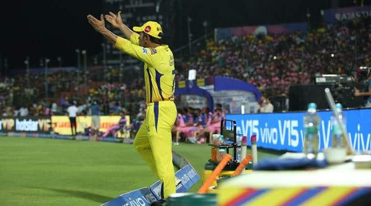 MS Dhoni Chennai Super Kings