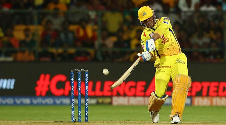 Ipl 2019: Ms Dhoni Records His Highest T20 Score In Bangalore