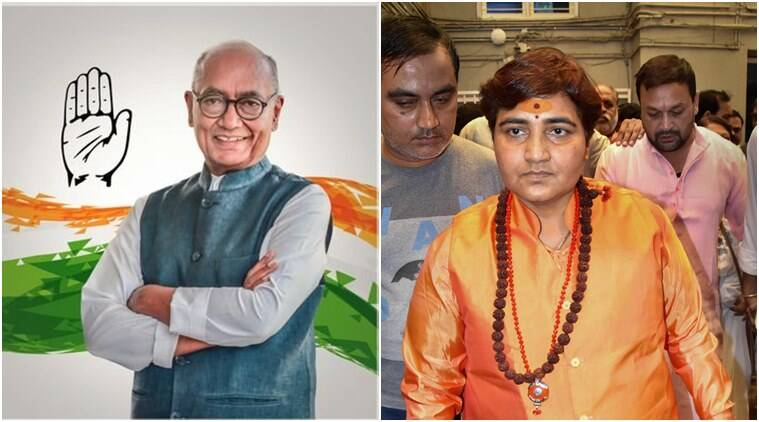 Why Sadhvi Pragya Thakur Vs Digvijaya Singh in Bhopal will be closely watched