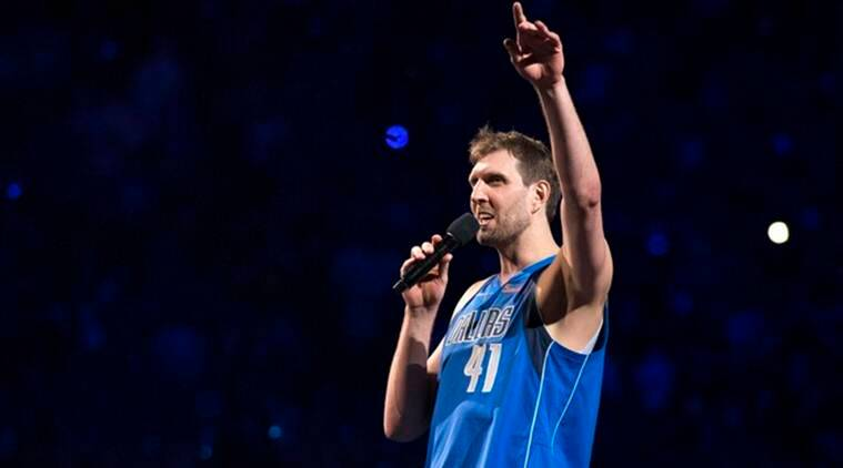 Dallas Mavericks' Dirk Nowitzki makes retirement official