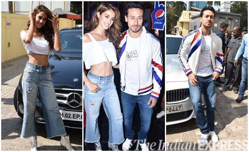 Celeb spotting: Kareena Kapoor Khan, Disha Patani, Tiger Shroff and others