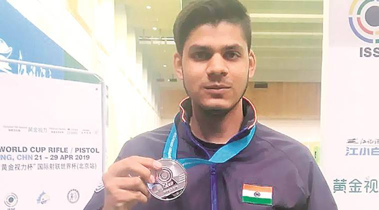 Weaned away from PUBG, Jaipur boy shoots his way to Olympics