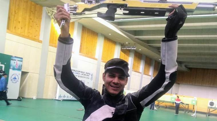 Issf World Cup 2019: Divyansh Singh Panwar Wins Silver, Secures Olympic Quota For India
