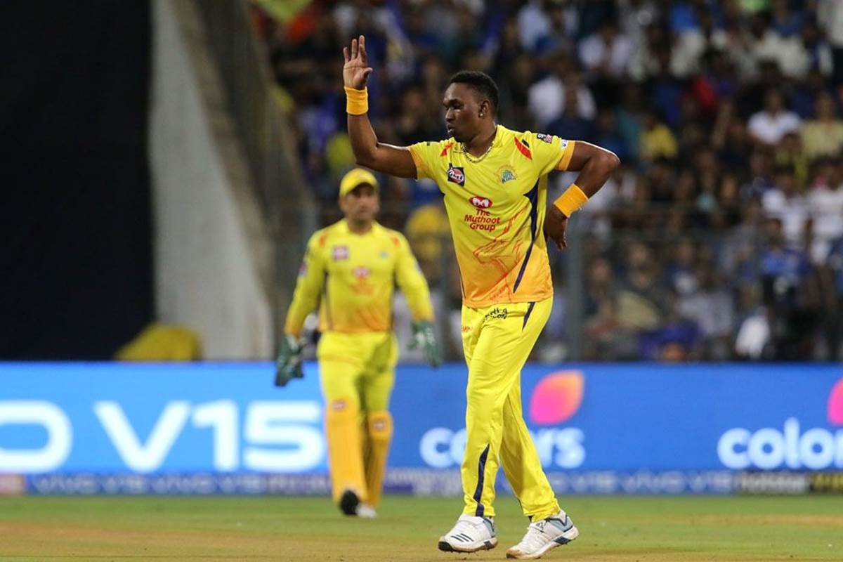 IPL 2019: Chennai Super Kings' Dwayne Bravo ruled out for two ...: Bowlers