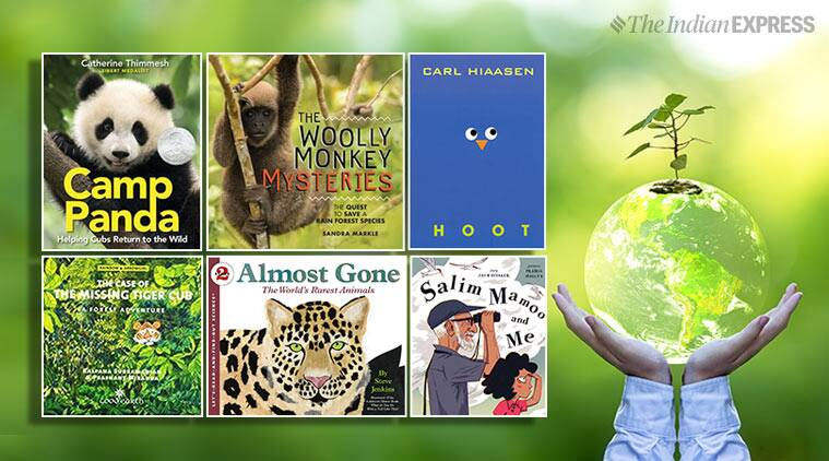 earth day, endangered animals, childrens books