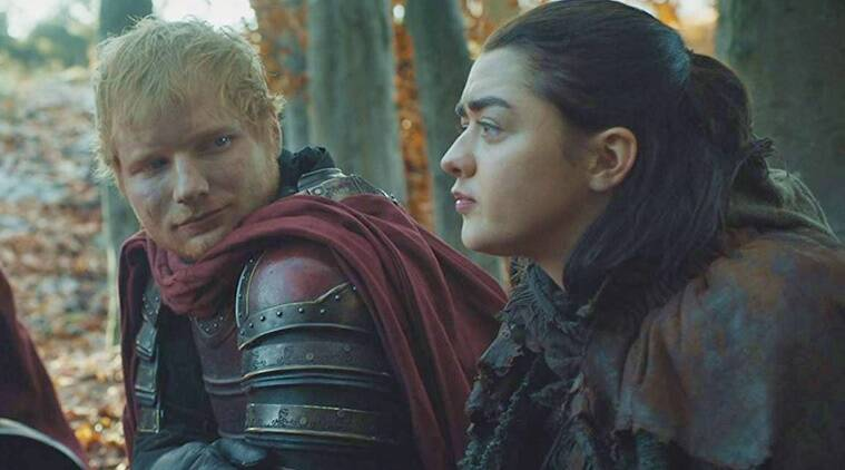 Ed Sheeran is glad to be a 'survivor' in Game of Thrones