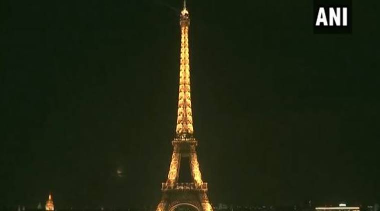 Eiffel Tower Goes Dark As A Mark Of Respect Towards Victims Of Sri Lanka Blasts