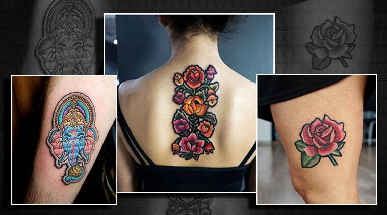 embroidery tattoo, weird beauty trends