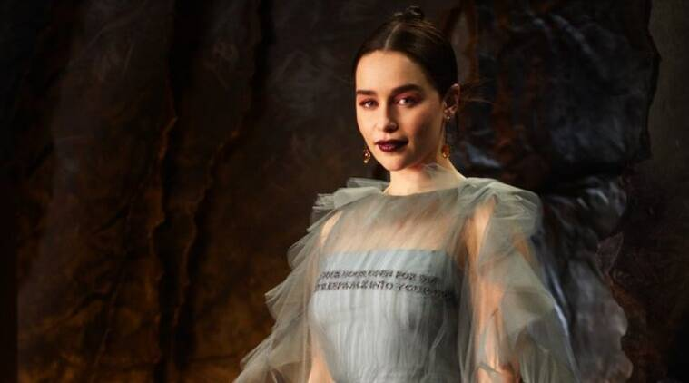 Emilia Clarke shares candid hospital shots from her brain aneurysm stays
