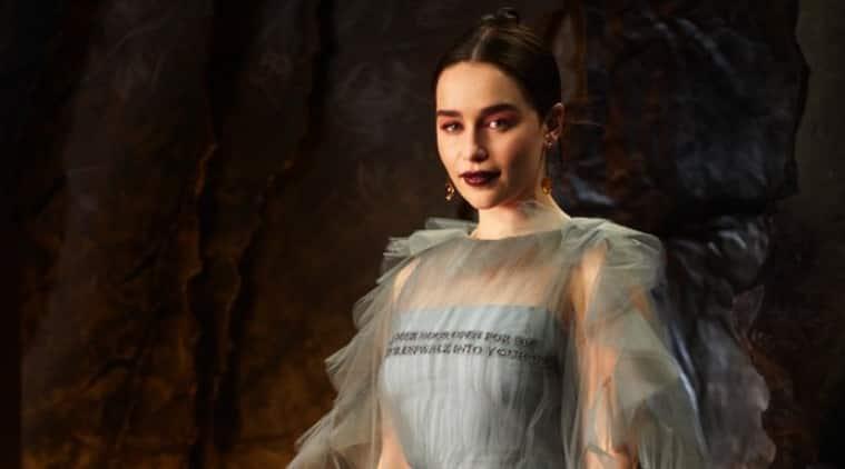 Emilia Clarke plays Daenerys Targaryen in Game of Thrones