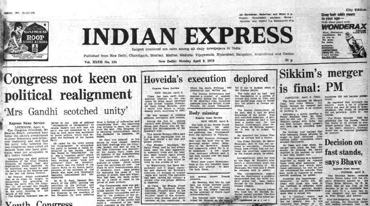 indira gandhi, Swaran Singh, congress, indira gandhi congress, up congress, Zulfikar Ali Bhutto, Amir Abass Hoveida, indian express news