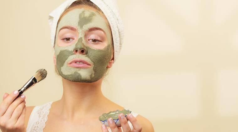 face pack, skin, neem, indian express