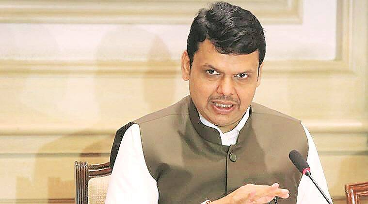 devendra fadnavis, maharahstra, maharashtra chief minister, fadnavis, marathi, marathi language, schools, students, education, education news, indian express news