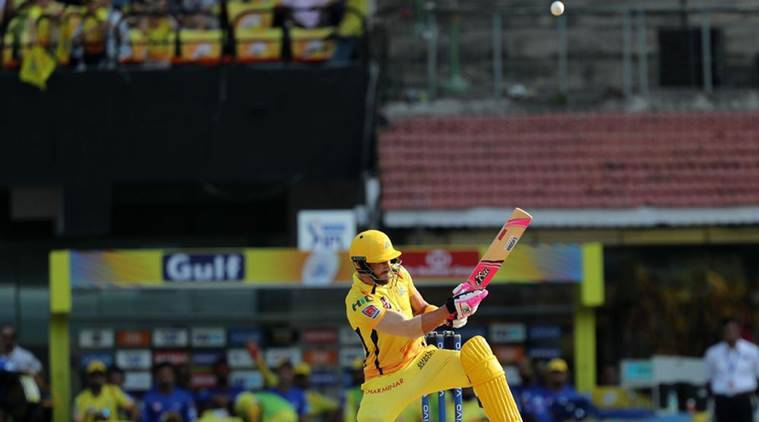 IPL 2019, CSK vs RR: Dhoni and Rayudu stabilise CSK innings