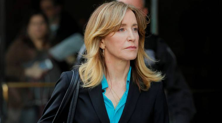 Desperate Housewives' star Felicity Huffman, 12 other to plead guilty in college admissions scam